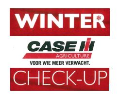 Winter Check-up Case IH