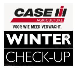 Case IH Winter check-Up