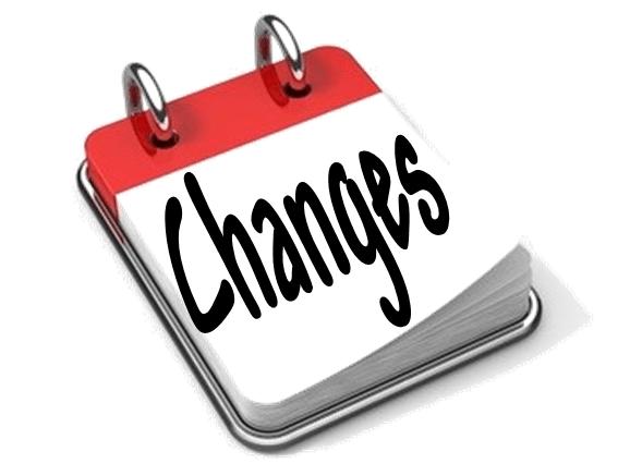 Interne veranderingen