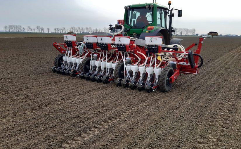 Recent afgeleverd Agricola SN1-130